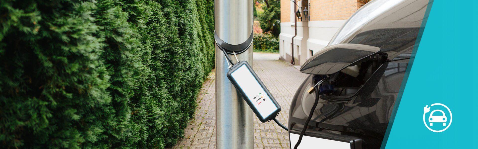Private Ladestation E-Mobil