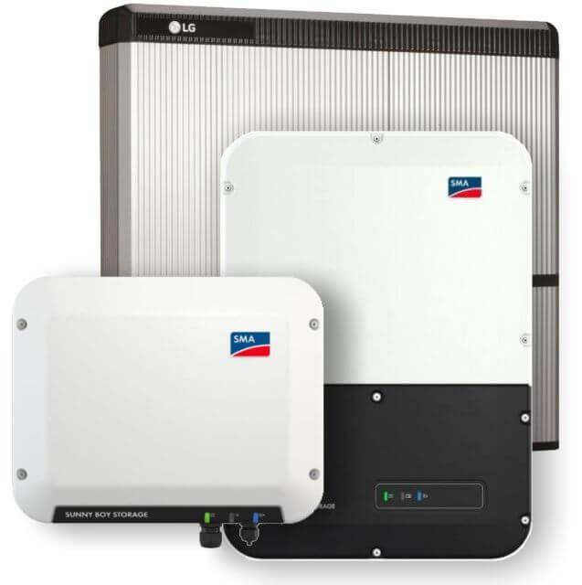 Speichersysteme für Solaranlagen